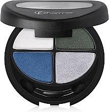 Parfums et Produits cosmétiques Palette de fards à paupières - Flormar Compact Quartet Eye Shadow