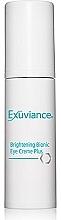 Parfums et Produits cosmétiques Crème au concombre pour contour des yeux - Exuviance Brightening Bionic Eye Cream Plus