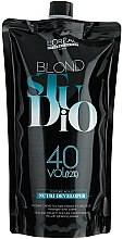 Parfums et Produits cosmétiques Crème révélateur hydratante 12% - L'Oreal Professionnel Blond Studio Creamy Nutri-Developer Vol.40