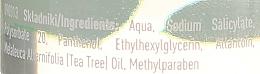 Liquide antibactérien à l'huile d'arbre à thé pour mains - Lirene — Photo N3
