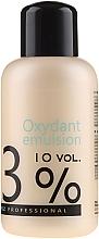Parfums et Produits cosmétiques Émulsion oxydante 3% - Stapiz Professional Oxydant Emulsion 10 Vol