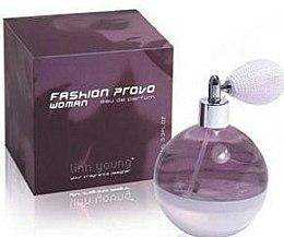 Parfums et Produits cosmétiques Linn Young Fashion Provo For her - Eau de Parfum