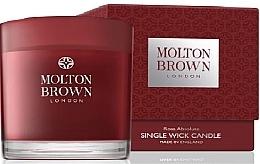 Parfums et Produits cosmétiques Molton Brown Rosa Absolute Single Wick Candle - Bougie parfumée