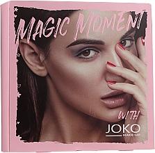 Parfums et Produits cosmétiques Kit de maquillage (mascara/9ml + fards à paupières/7g + vernis à ongles/10ml) - Joko