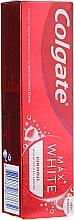 Parfums et Produits cosmétiques Dentifrice blanchissant - Colgate Max White One Luminous