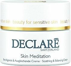 Parfums et Produits cosmétiques Crème au calendula pour visage - Declare Skin Meditation Soothing & Balancing Cream