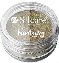 Parfums et Produits cosmétiques Poudre pour ongles - Silcare Fantasy Chrome Powder