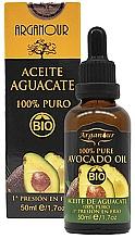 Parfums et Produits cosmétiques Huile d'avocat pour visage, corps et cheveux - Arganour Pure Organic Avocado Oil