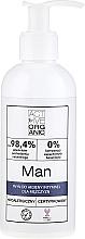 Parfums et Produits cosmétiques Gel d'hygiène intime hypoallergénique pour hommes - Active Organic Man
