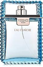 Parfums et Produits cosmétiques Versace Man Eau Fraiche - Eau de Toilette
