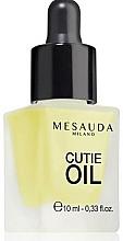 Parfums et Produits cosmétiques Huile pour cuticules - Mesauda Milano Cutie Oil 107
