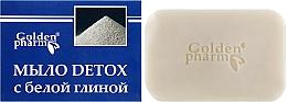 Parfums et Produits cosmétiques Savon à l'argile blanche et huile d'olive - Golden Pharm