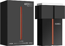 Parfums et Produits cosmétiques Emper Address - Eau de Toilette