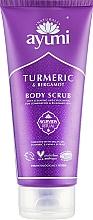 Parfums et Produits cosmétiques Gommage à la bergamote pour corps - Ayumi Turmeric & Bergamot Body Scrub