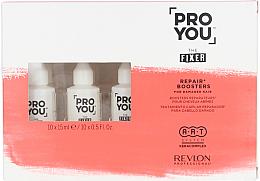 Parfums et Produits cosmétiques Boosters réparateurs pour cheveux - Revlon Professional Pro You Fixer Repair Boosters