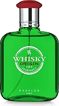 Parfums et Produits cosmétiques Evaflor Whisky Origin - Eau de Toilette