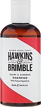Parfums et Produits cosmétiques Shampooing au ginseng et elemi - Hawkins & Brimble Elemi & Ginseng Shampoo
