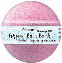 Parfums et Produits cosmétiques Bombe de bain pétillante à la framboise - Nacomi Raspberry Bath Bomb