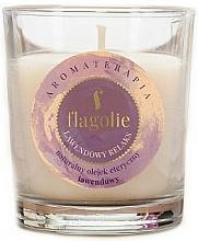 Parfums et Produits cosmétiques Bougie parfumée Lavande - Flagolie Fragranced Candle Lavender Relax