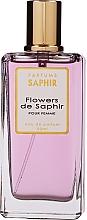 Parfums et Produits cosmétiques Saphir Parfums Flowers de Saphir - Eau de Parfum