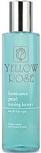 Parfums et Produits cosmétiques Lotion tonique éclaircissant à l'extrait de perle - Yellow Rose Luminance Pearl Toning Lotion