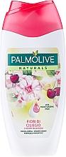 Parfums et Produits cosmétiques Gel douche crémeux à la fleur de cerisier - Palmolive Naturel Cherry Blossom Shower Gel