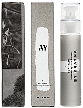 Parfums et Produits cosmétiques Crème nourrissante à l'extrait de menthe poivrée pour visage - Krayna AY4 Plantain Cream For Man