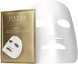 Parfums et Produits cosmétiques Masque tissu à l'extrait de graines d'hubiscus pour visage - Juvena Master Care Immediate Effect Mask
