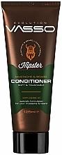 Parfums et Produits cosmétiques Après-shampooing à l'huile de jojoba pour moustache et barbe - Vasso Professional Mustache & Beard Conditioner