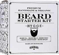 Parfums et Produits cosmétiques Golden Beards Starter Beard Kit Hygge - Coffret