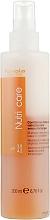 Parfums et Produits cosmétiques Spray après-shampooing bi-phasé sans rinçage pour cheveux - Fanola Nutri Care Bi-phase Conditioner