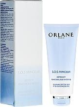Parfums et Produits cosmétiques Crème anti-cellulite à l'huile de romarin pour corps - Orlane S.O.S. Minceur Slimming Detox and Intense Remodeling