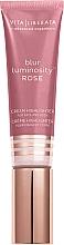 Parfums et Produits cosmétiques Crème tonifiante pour visage et corps - Vita Liberata Luminosity Blur