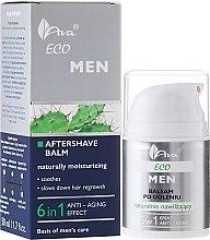 Parfums et Produits cosmétiques Baume après-rasage 6 en 1 à l'aloès et figuier de Barbarie - Ava Laboratorium Eco Men Lotion