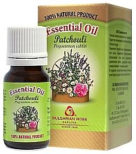 Parfums et Produits cosmétiques Huile essentielle de patchouli 100% naturelle - Bulgarian Rose Patchouli Essential Oil