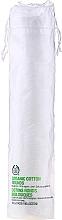 Parfums et Produits cosmétiques Tampons en coton cosmétique, 100 pcs - The Body Shop Organic Cotton Rounds