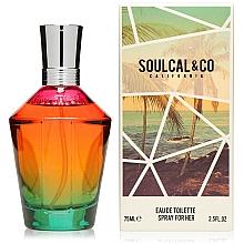 Parfums et Produits cosmétiques Soulcal & Co Eau de Toilette for Her - Eau de Toilette