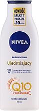 Parfums et Produits cosmétiques Lait corporel à la coenzyme Q 10 - Nivea Q10 PLUS Body Lotion