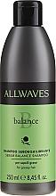 Parfums et Produits cosmétiques Shampooing à l'extrait d'ortie - Allwaves Balance Sebum Balancing Shampoo