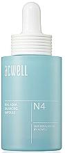 Parfums et Produits cosmétiques Ampoule à l'extrait de réglisse pour visage - Acwell Real Aqua Balancing Ampoule