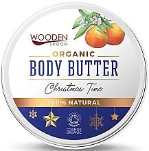 Parfums et Produits cosmétiques Baume à l'huile d'orange pour corps - Wooden Spoon Christmas Time Body Butter