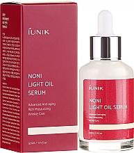 Parfums et Produits cosmétiques Sérum à l'huile de jojoba pour visage - iUNIK Noni Light Oil Serum