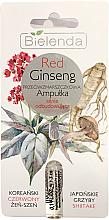 Parfums et Produits cosmétiques Ampoule à l'extrait de ginseng rouge pour visage - Bielenda Red Ginseng