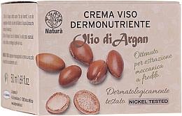 Parfums et Produits cosmétiques Crème à l'huile d'argan pour visage - Florinda Olio di Argan Face Cream