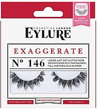 Parfums et Produits cosmétiques Faux-cils avec colle №146 - Eylure Exagerrate