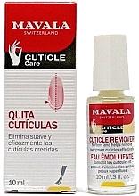 Parfums et Produits cosmétiques Émollient cuticules - Mavala Cuticle Remover
