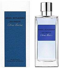 Parfums et Produits cosmétiques Angel Schlesser Eau Fraiche Citrus Marino - Eau de toilette pour femme