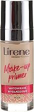 Parfums et Produits cosmétiques Base de maquillage matifiante - Lirene Make-Up Primer Rose