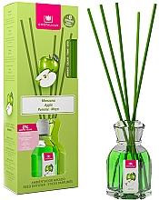 Parfums et Produits cosmétiques Bâtonnets parfumés, Pomme - Cristalinas Reed Diffuser
