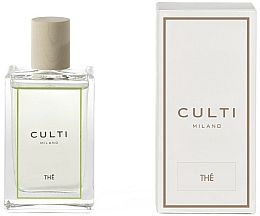 Parfums et Produits cosmétiques Spray d'ambiance, Thé - Culti Milano Room Spray The